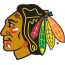 Chicago Blackhawks, 1996 - present logo