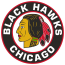 Chicago Black Hawks, 1941 - 1955 logo