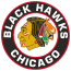 Chicago Black Hawks, 1955 - 1965 logo