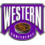Western Conference, 1993 - 1997 logo