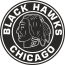 Chicago Black Hawks, 1926 - 1935 logo